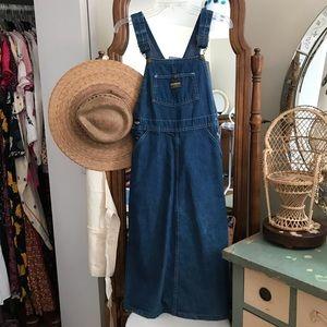 Vintage Osh Kosh dress jumper size small